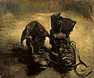 A Pair Of Shoes Van Gogh Meaning